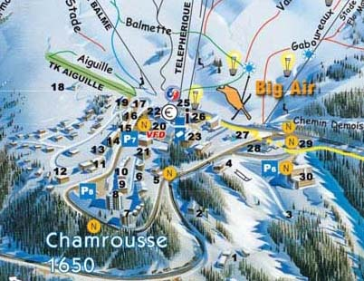 Appartement Chamrousse Location
